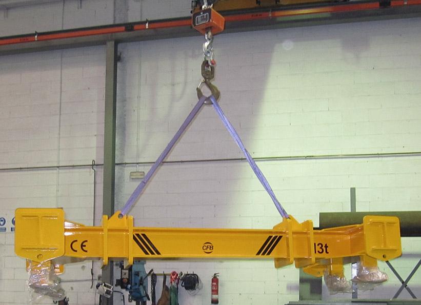 Balancin de carga 13t Cargo Flet Blasant