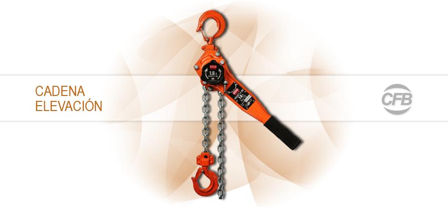 cadena-elevación