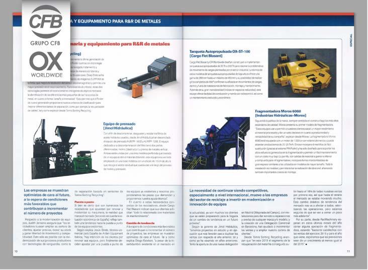 Ox en Metales y Metalurgia