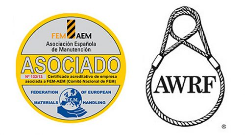 asociaciones cago flet blasant AWRF FEM AEM