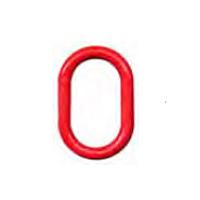 Cadenas elevación anilla simple