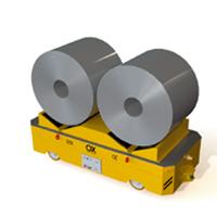 equipos de elevación y manutención de cargas Ox Worldwide carros portabobinas 2