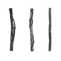 cable de acero inspecciones de los cables