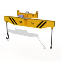 Sistemas de elevación Ox worldwide balancin giratorio