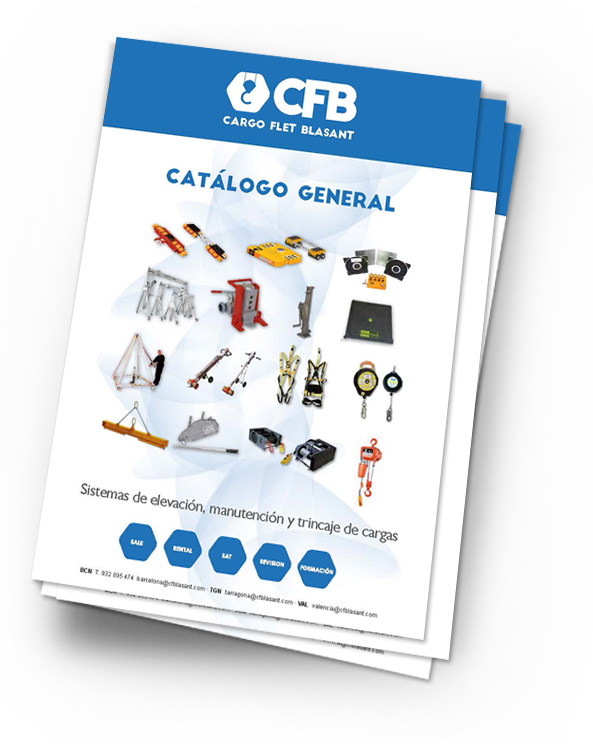 Catalogo general Cargo Flet Blasant