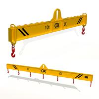 Sistemas de elevación Ox worldwide balancin de elevacion