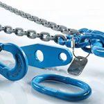 levantamiento de cargas cadena grado G12 miniatura