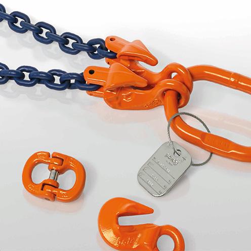 levantamiento de cargas cadenas G10