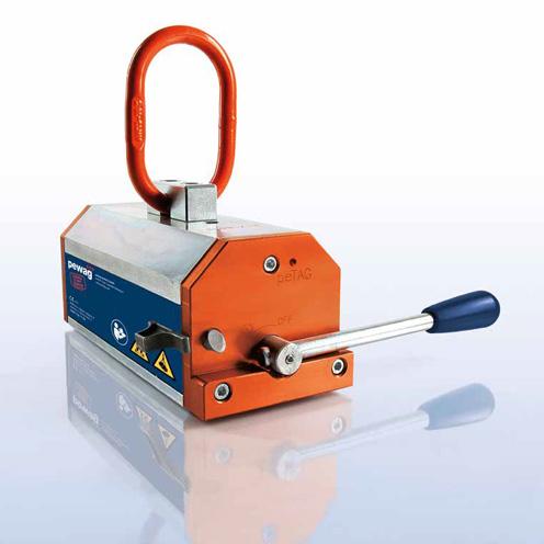 levantamiento de cargas elevador magnetico