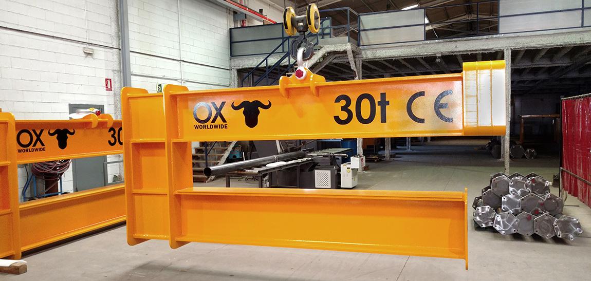 gancho C 30 toneladas - Cargo Flet Blasant