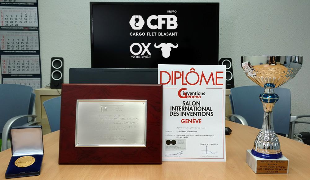 Cargo Flet Blasant recibe 2 premios
