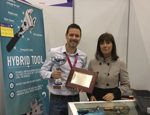 Cargo Flet Blasant recibe 2 premios en Ginebra