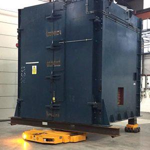 equipos de elevación y manutención de cargas Ox Worldwide Tanquetas de carga 1