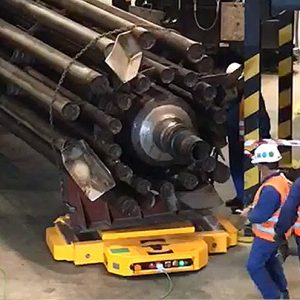 equipos de elevación y manutención de cargas Ox Worldwide Tanquetas de carga 2