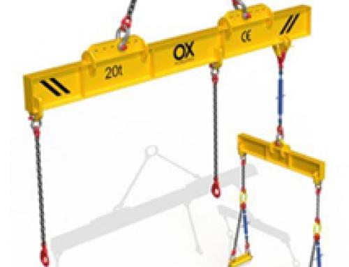 Equipos de elevación grandes cargas Ox Worldwide