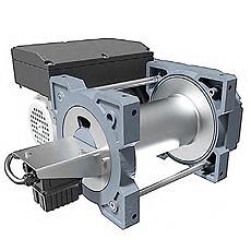 Cabrestante eléctrico TRBOXTER COMPACT inox Huchez