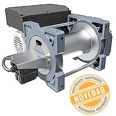 Cabrestante eléctrico TRBOXTER INOX Huchez