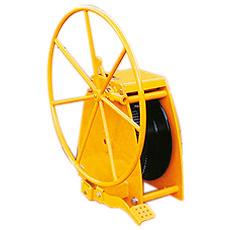 Torno Manual de tracción Bargas de 4 Tons Huchez