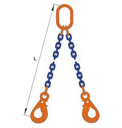 cadenas para elevación de cargas Cargo Flet Blasasnt 2
