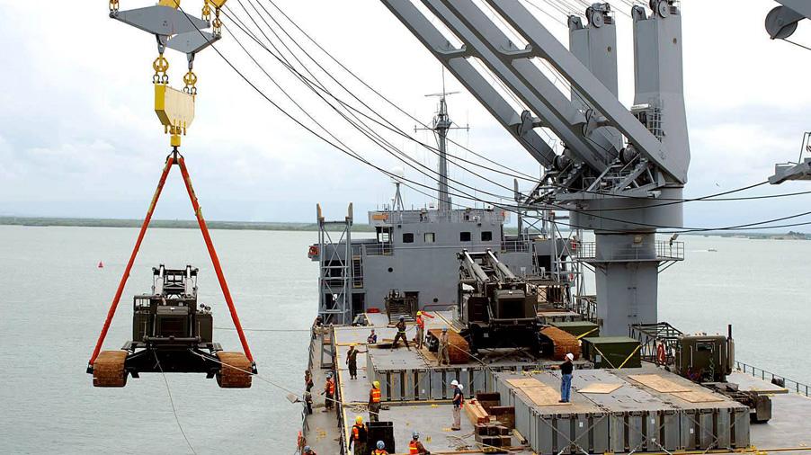Sectores industriales Cargo Flet Blasant 4