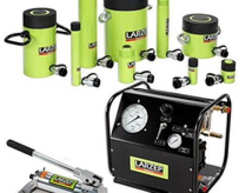 Cilindros hidráulicos y equipos hidráulicos