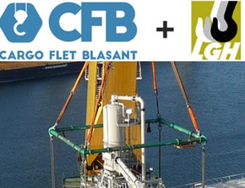 Unión entre Cargo Flet Blasant y LGH | Alquiler de maquinaria de elevación en España