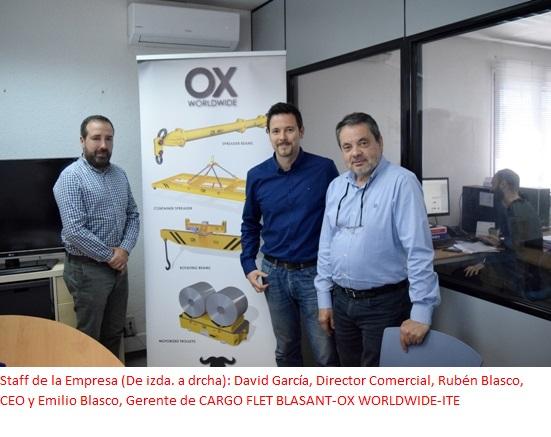 Cargo Flet Blasant en la revista Movicarga 2