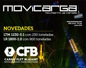 Cargo Flet Blasant en la revista Movicarga