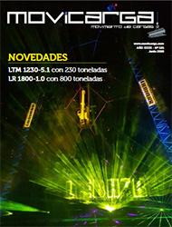 Cargo Flet Blasant en la revista Movicarga 3