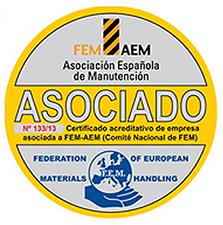 Certificados Cargo Flet Blasant FEM AEM