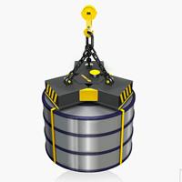 electroiman industrial Cargo Flet Blasant 8