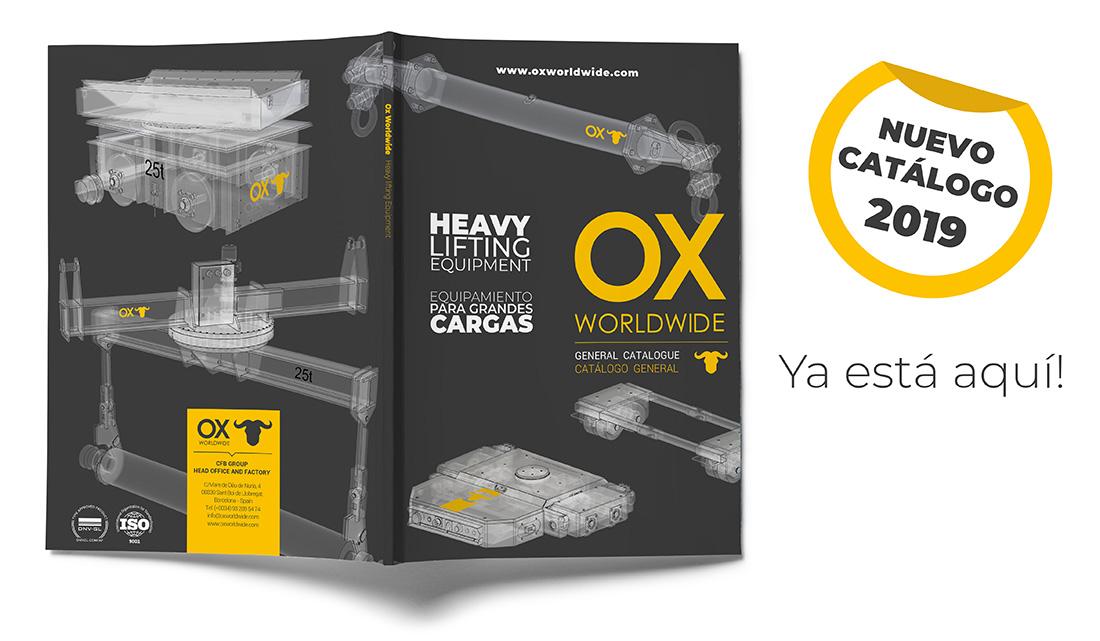catálogo Ox Worldwide captura de imagen 1