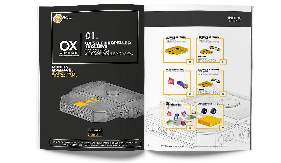 catálogo Ox Worldwide captura de imagen 3