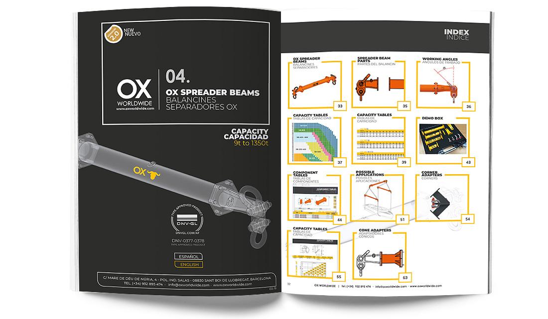 catálogo Ox Worldwide captura de imagen 5