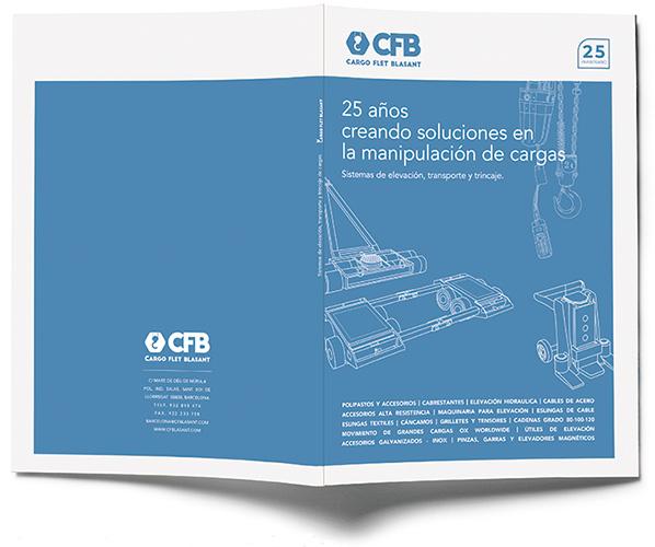 Catálogos Cargo Flet Blasant - Sitemas de elvación y trasnporte de cargas