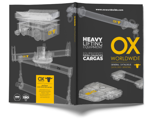 Catálogo Ox Worldwide Equipamiento para grandes cargas