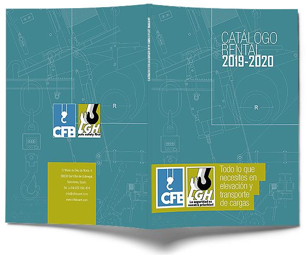 Nuevo Catálogo de Alquiler de maquinaria 2019