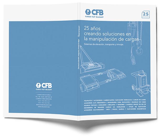 CATÁLOGO Cargo Flet Blasant Sistemas elevación, manutención y trincaje de cargas 1