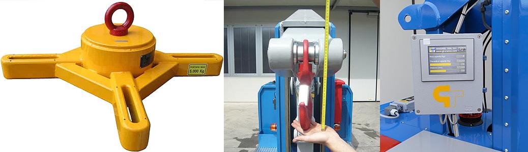 accesorios grúa eléctrica movil 2