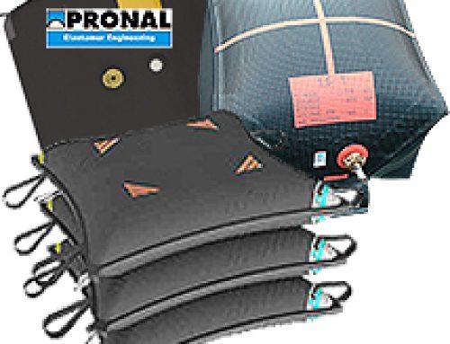 Cojines de Elevación para cargas pesadas