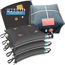 cojines de elevación neumáticos Pronal