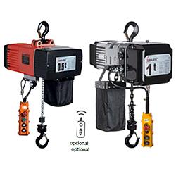 polipastos electricos 400 V