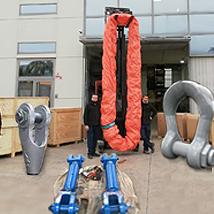 Accesorios de elevacion para grandes cargas